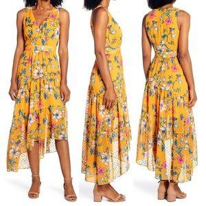 COPY - Eliza J Floral Maxi Dress